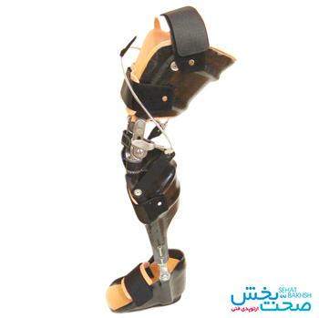 کلینیک ارتوپدی صحت بخش, زانوی ضربدری, پای مصنوعی, پروتز پا